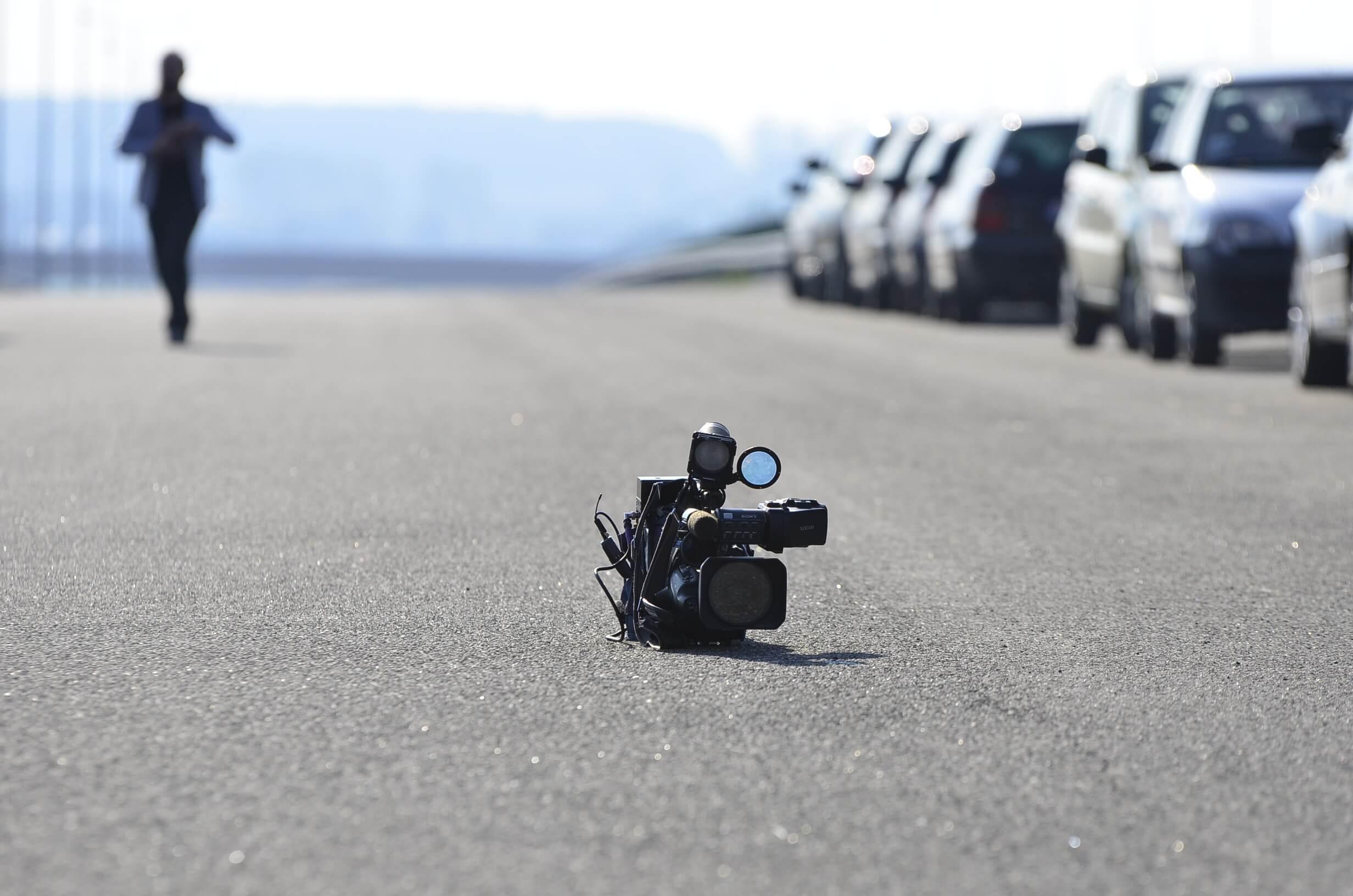 video camera picture